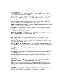 essay writers vocabulary   informative writing