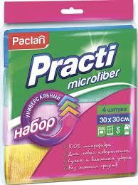 <b>Набор салфеток</b> PACLAN из <b>микрофибры</b>, 4шт в Москве ...