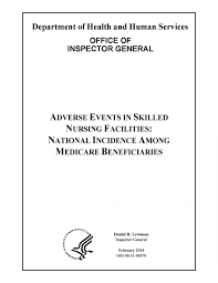 teamstepps reg in ltc communication strategies to promote quality skilled nursing facilities national incidence among medicare beneficiaries found that 22% of medicare beneficiaries experienced adverse events during