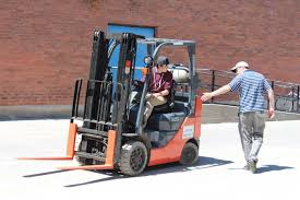 welcome od park street od p specialist high skills major students underwent forklift training this week as part of