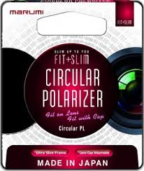 Поляризационный <b>фильтр Marumi FIT</b>+<b>SLIM Circular</b> PL ...