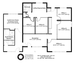 offices business office floor plan