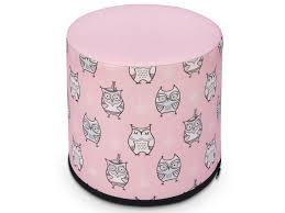 Pouf, Pink - Kicoti.com
