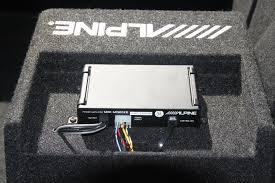 Активный <b>сабвуфер Alpine SWE-815</b> — Ford Focus Hatchback, 2.0 ...