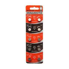 Купить <b>Батарейка</b> часовая <b>ФАZA</b> LR754 AG5 1,5В BL-10 в ...