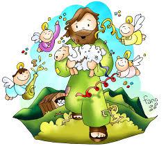 Resultado de imagen de no es voluntad de vuestro Padre celestial que se pierda uno solo de estos pequeños