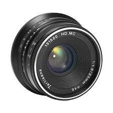 ᐅ <b>7artisans 25mm f</b>/<b>1.8</b> Fuji X отзывы — 2 честных отзыва ...