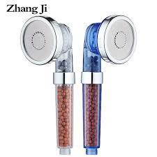 <b>ZhangJi</b> Adjustable Showerhead 3 Models High Pressure anion ...
