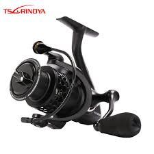 Tsurinoya NA Carp Fishing Reel <b>9BB</b> Speed Ratio 5.2:1 Aluminum ...