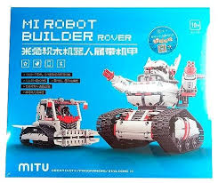 Электронный <b>конструктор Xiaomi</b> Mitu LKU4037GL <b>Mi Robot</b> ...