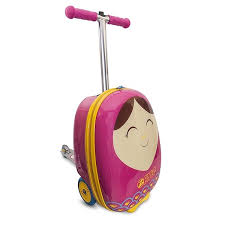 <b>Самокат</b>-<b>чемодан Zinc Betty</b> — купить в интернет-магазине ...