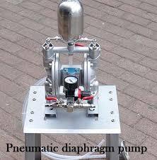 2019 <b>35L</b>/<b>Min Aluminum Alloy</b> Material <b>Paint</b> Pneumatic Diaphragm ...