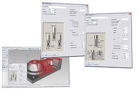 KeyCreator Machinist 3 axis CAM solution.Il prodotto guadagna la lode uguale per la sua capacità di creare rapidamente concetti di design da zero, apportare modifiche a qualsiasi modello in qualsiasi formato