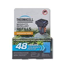 Thermacell Backpacker Mosquito Repellent Mat Only ... - Amazon.com
