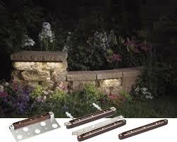 deck step and bench landscape lighting bench lighting
