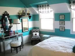 teal teen bedroom
