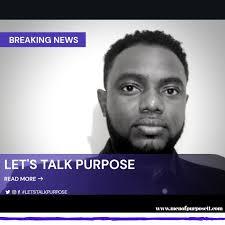 Let's Talk Purpose
