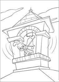 Small Picture Chicken Little Playing Water Coloring Page Chicken Little
