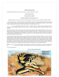 Violence Against Women  A Research Paper Navneet Misra SlideShare