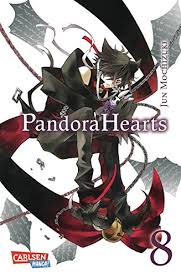 ?! Free Download <b>Pandora Hearts</b> 08 by Jun Mochizuki - Koert ...