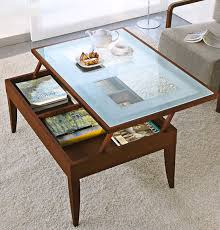 amazing glass lift top coffee table brown modern glass lift top coffee table top view in amazing glass table top