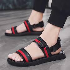 WEH <b>sandals</b> for <b>men</b> 2020 trending summer <b>outdoor leisure</b> non ...