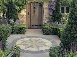 patio slab sets:  stonemarket vintage circle compass lifestyle