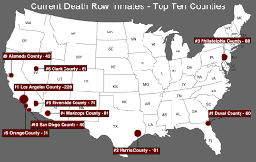 california death penalty information center los angeles county california is the home of the nation s largest death row one that statistics show continues to rapidly grow