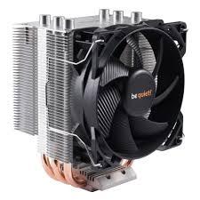<b>Кулер</b> для процессора <b>be quiet</b>! <b>Pure</b> Rock Slim (BK008) — купить ...