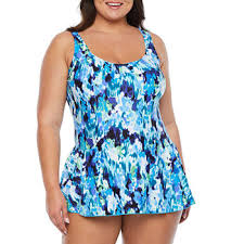 <b>Plus Size Swimsuits</b> & Cover-ups <b>for Women</b> - JCPenney