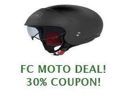 Discount code FC Moto save up to 10%   June 2021