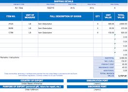 sample proforma invoice doc forma sanusmentis excel invoice templates smartsheet formal sample pro forma tem formal invoice template template full