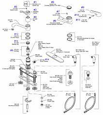 kitchen faucet repair:  pp single control faucetparts genesis