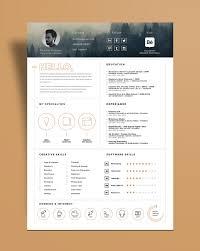 stylish resume templates info stylish resume template and resume icons ai file good resume