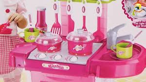 <b>Детская</b> кухня-чемодан. Готовим ужин. <b>Игровой набор</b> / Kitchen ...
