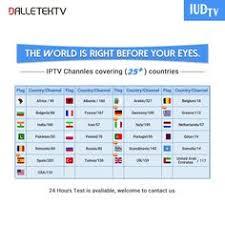 <b>IPTV Italy Turkey</b> India IP TV Ex-Yu Africa Poland 1 Month <b>IPTV</b> Free ...