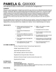 wellness coach resume example  herbalife     milwaukee  wisconsinxxxx x