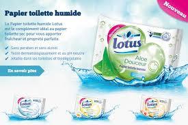 """Résultat de recherche d'images pour """"papier toilette humide lotus"""""""