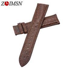 <b>Zlimsn</b> Handmade Manufacture Luxury <b>Crocodile Leather Watch</b> ...