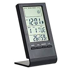 KKmoon <b>Thermometer Hygrometer Mini Digital Thermometer</b> Indoor ...