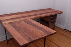 shaped office desk t shaped office desk l shaped reclaimed wood desk bedford shaped office desk