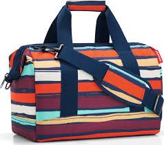 <b>Сумка</b> дорожная <b>Reisenthel Allrounder М</b> Artist Stripes — купить в ...