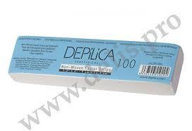 Нетканные <b>полоски для</b> эпиляции 3х12,5 см 100 шт - <b>Depilica</b> ...