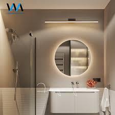China <b>LED Mirror Lamp</b> Bathroom Nordic <b>Modern</b> Wall <b>Lights</b> ...