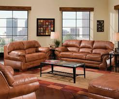 Of Living Rooms With Black Leather Furniture Living Room Design With Leather Sofa Living Room Design Ideas
