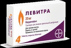 Левитра описание препарата