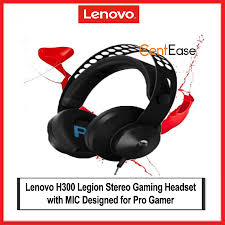 <b>Lenovo H300 Legion</b> Stereo Gaming Headset with MIC Designed ...