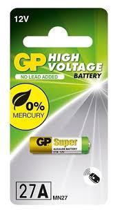 <b>Батарейка</b> GP High Voltage <b>27A</b> — купить по выгодной цене на ...