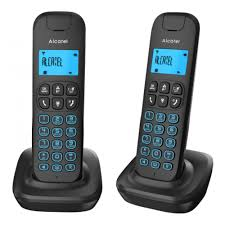 <b>Радиотелефон ALCATEL</b> E192 DUO <b>Black</b> — купить в интернет ...