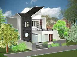 Gambar Desain Rumah Minimalis Unik